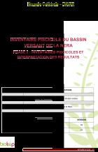 Inventaire piscicole du bassin versant de la Néra (BIOTOP, 2013)